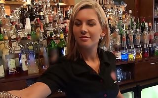 Who wanted to nail a barmaid?