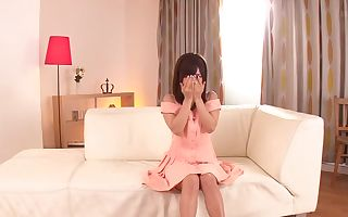 Crazy Japanese woman Minami Kojima in Hottest JAV censored Fingering, Hairy flick